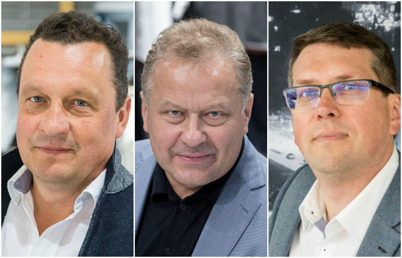 Sklypų savininkai įtikinėjami Vilniuje statyti naująprekybos centrą
