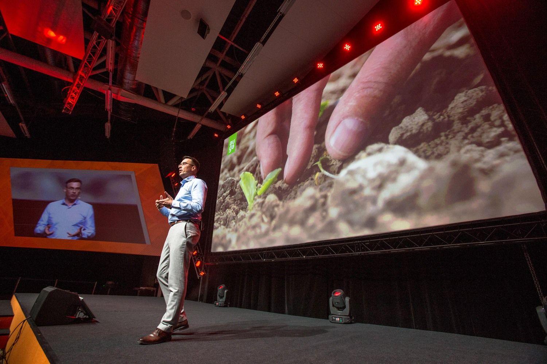 """""""Auga group"""" užbaigė perėjimą prie ekologinio ūkininkavimo"""