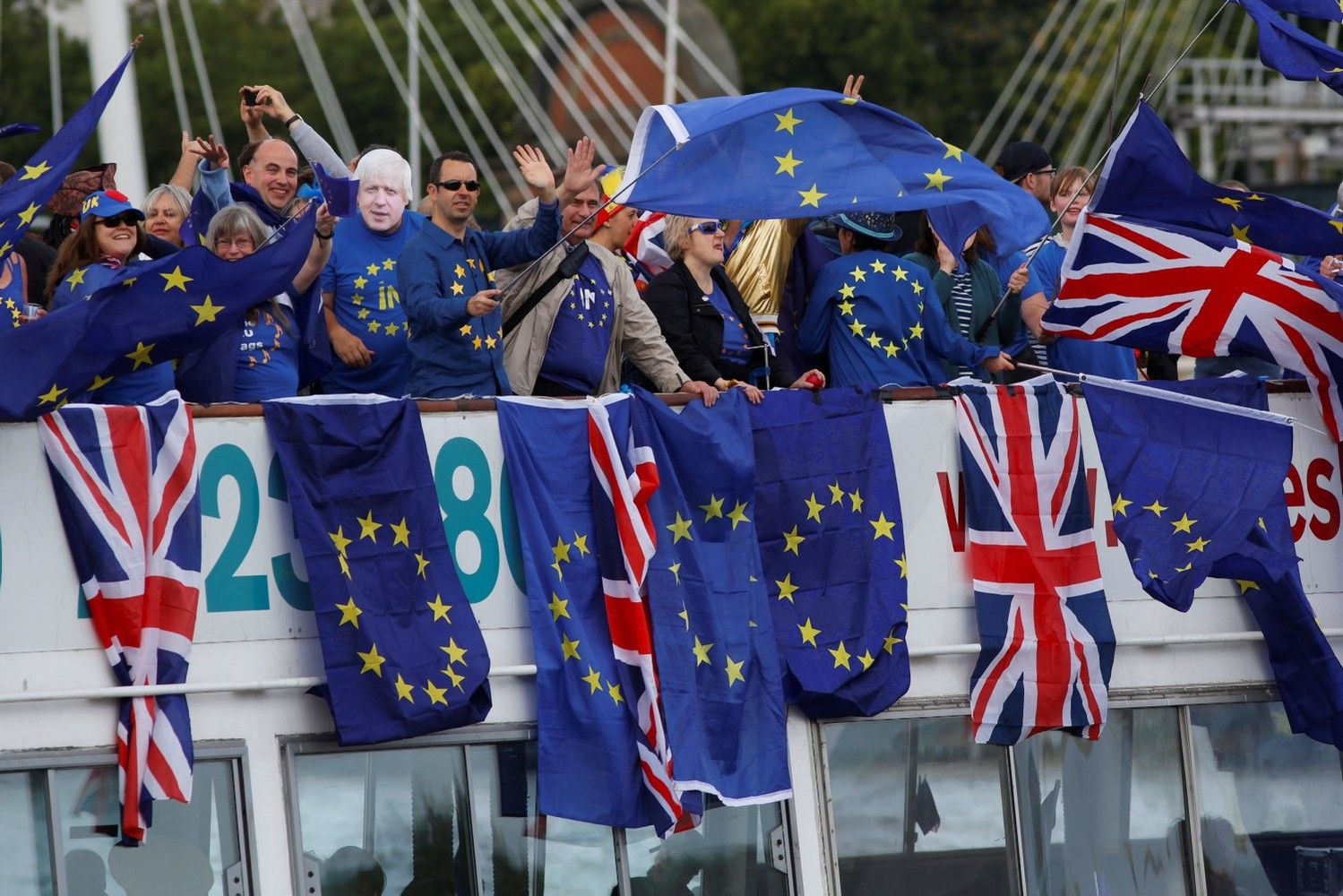 Prasideda trečiasis ES ir JK derybų etapas, darbotvarkėje dominuos trys klausimai
