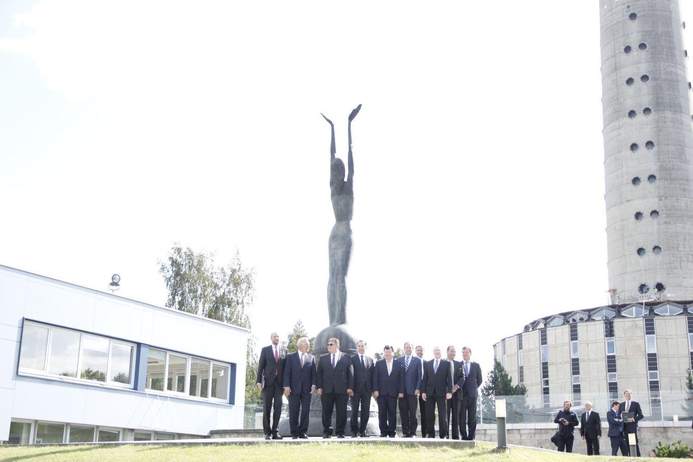 Lietuvoje įjungtos amerikiečių perduotos septynios tonos žodžio laisvės