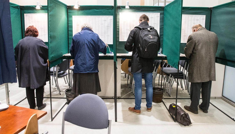 Brėžiama merų rinkimų starto linija