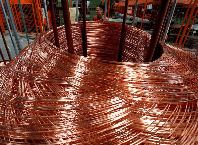Metalų kainų bumas – daiktinis ekonomikos augimo įrodymas