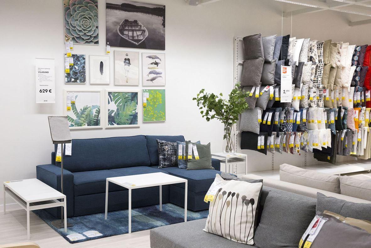 IKEA plečiasi Kaune