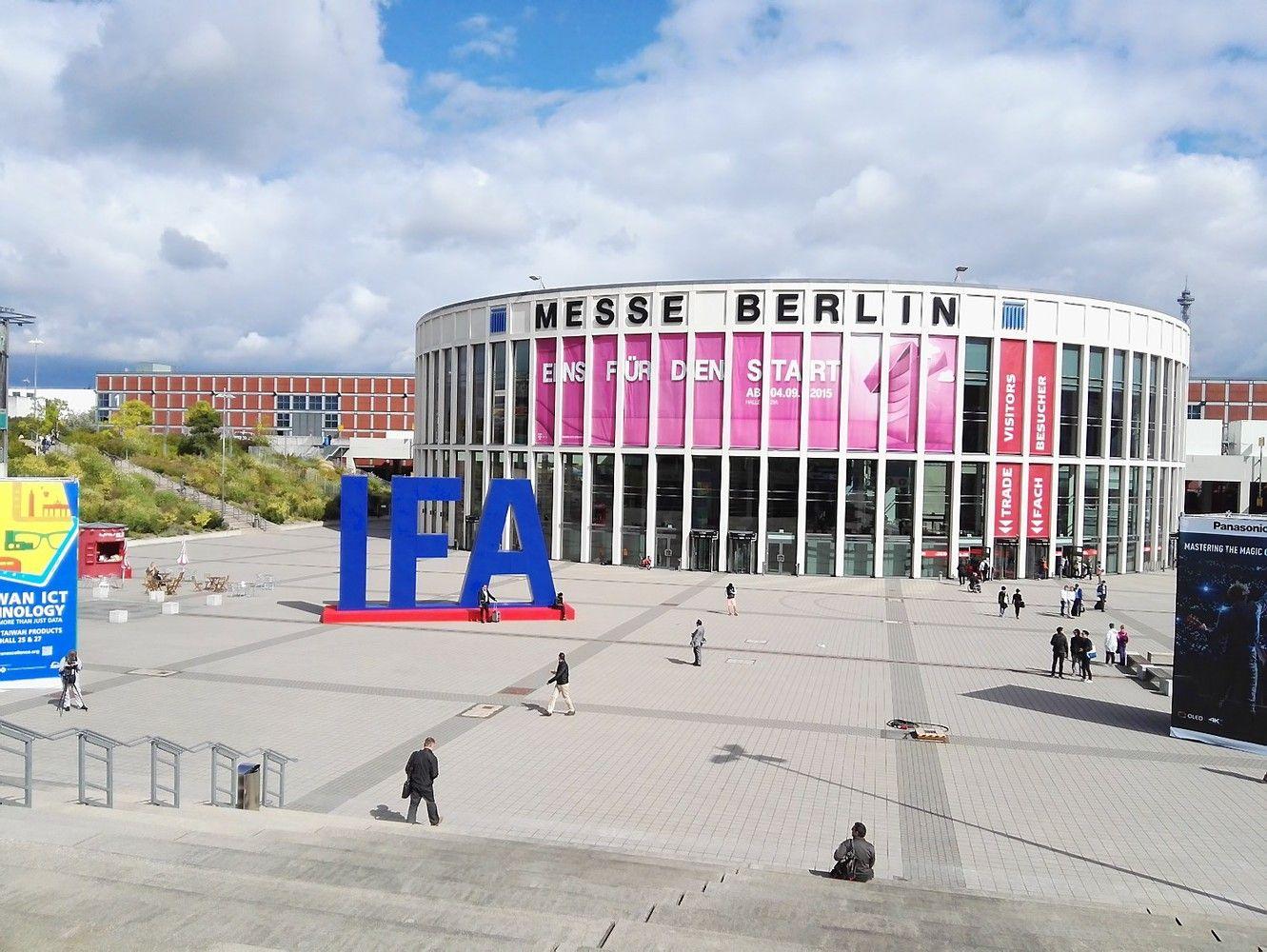 Berlyne startuoja milžiniška technologijų paroda: ko tikėtis