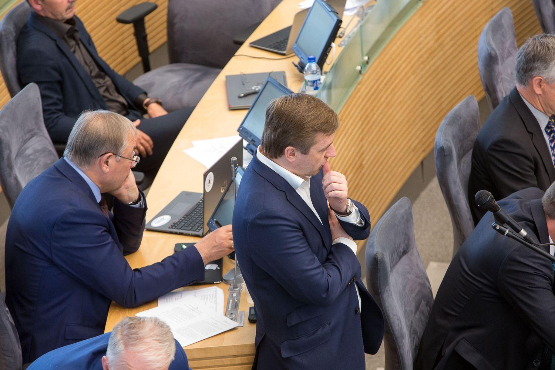 Kokias dramas atskleis Seimo uždanga rudenį?