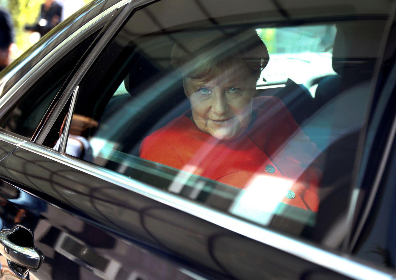 Euro zonos reformų startas – po rinkimų Vokietijoje