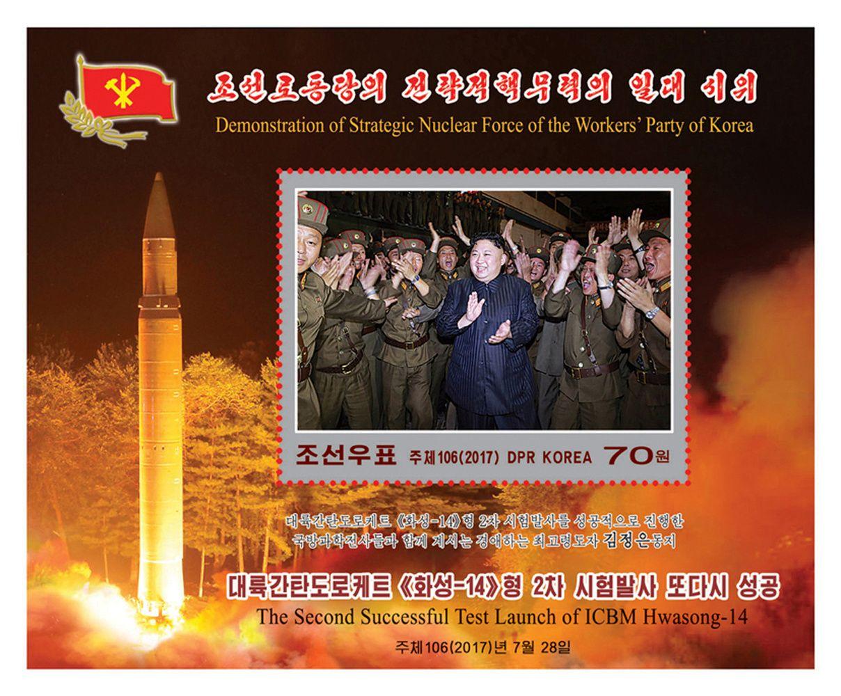 """Putinas: Šiaurės Korėjos krizė – ties """"didelio konflikto"""" riba"""