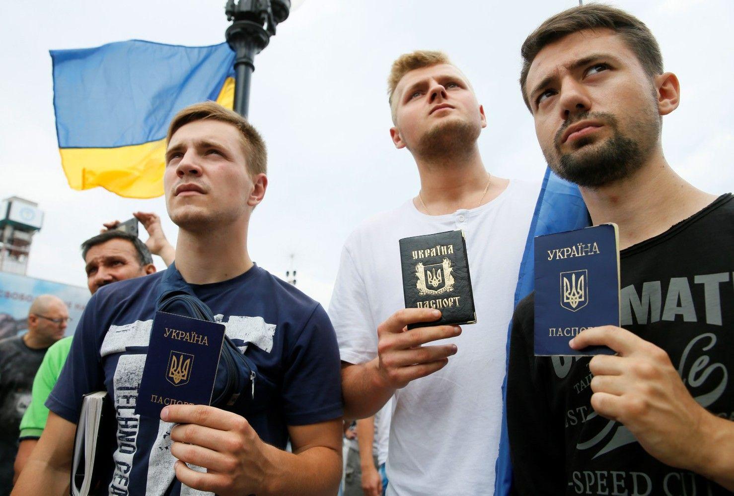 Ukrainoje sulaikytas Davidas Saakašvilis bus deportuotas