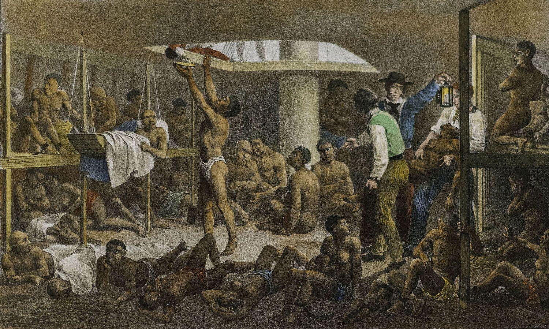 """""""Iliustruotoji istorija"""": 132 vergai ciniško pirklio buvopasmerkti mirti"""