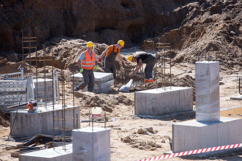 Statybos sektoriaus lyderiai: liko trys finalininkai