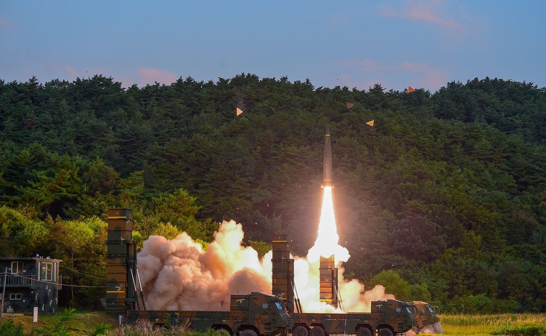 Pietų Korėjos atsakas: simuliavo Šiaurės Korėjos ataką