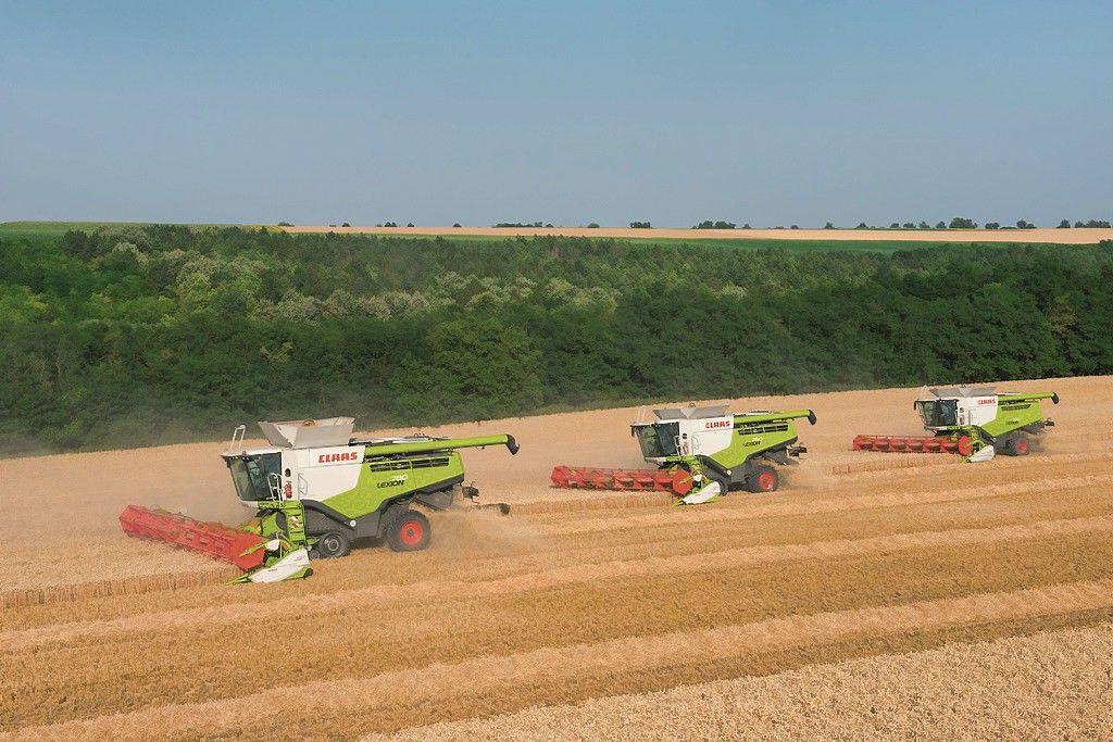 Ūkininkai keičiasi ir diktuoja technikos madas