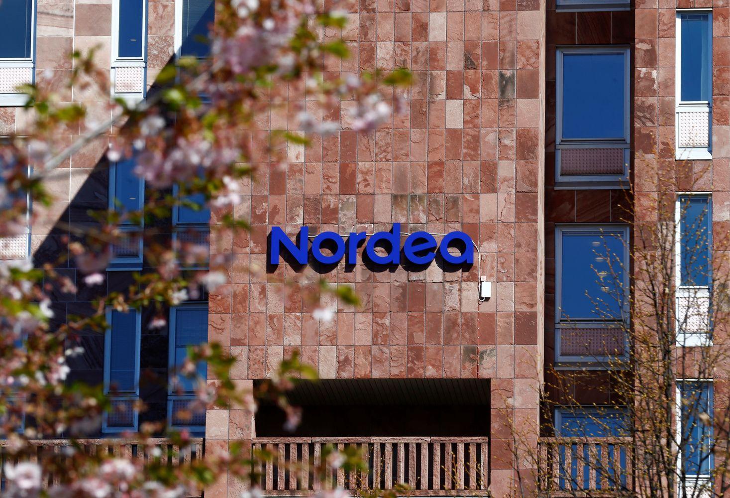 """""""Nordea"""" iš Švedijos iškrausto savo būstinę"""