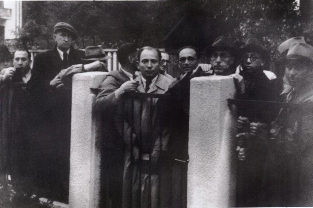 6.000 žydų išgelbėjęs diplomatas: negaliu leisti numirti atėjusiemssu mirties šešėliu veide