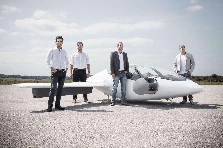 Vokietijos skraidančio taksi kūrėjai gavo 90 mln. USD investiciją