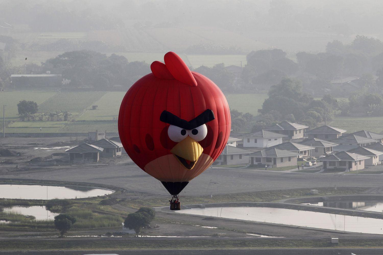 """""""Angry Birds"""" kūrėja biržoje ieškos 36 mln. USD"""