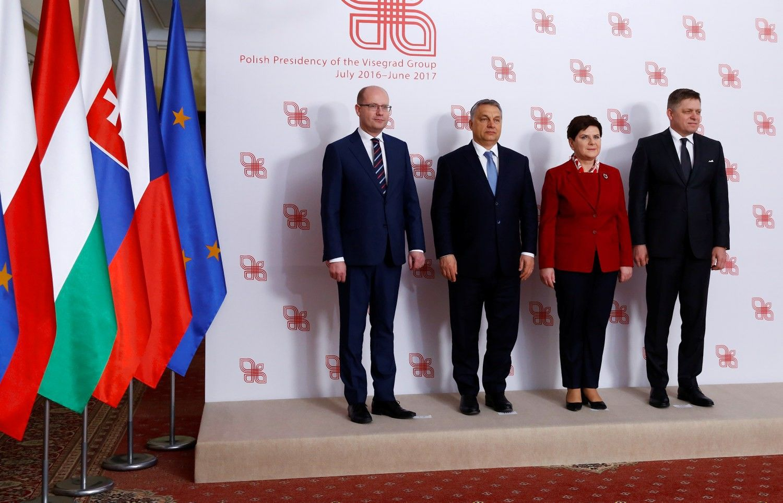 ETT atmetė Vengrijos ir Slovakijos skundą dėl pabėgėlių kvotų