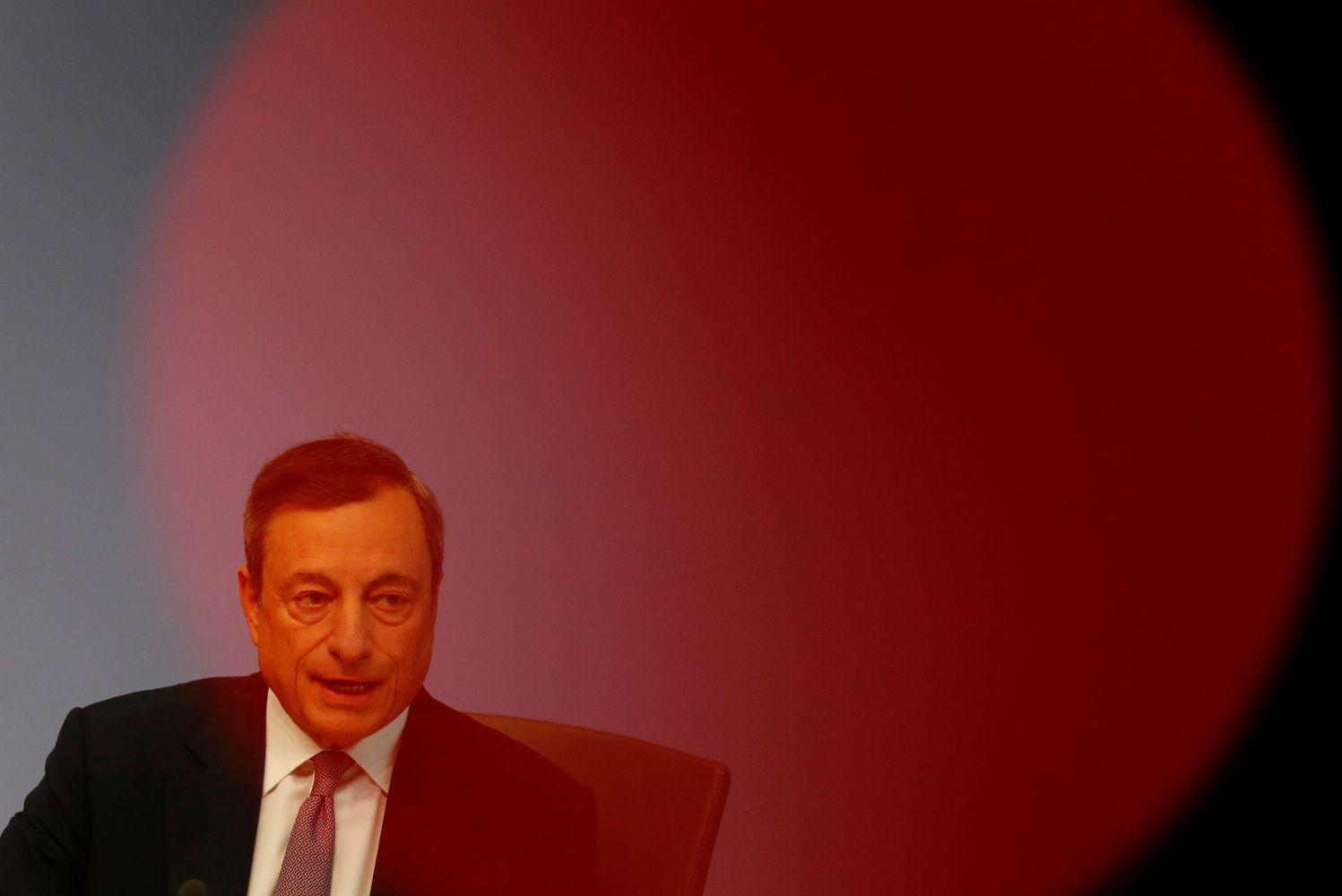 Estijos užgaida turėti savo kriptovaliutą Draghi nesužavėjo