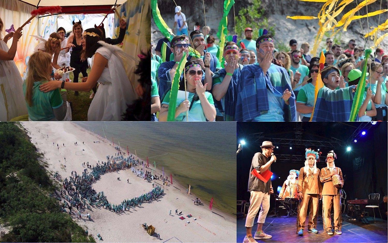 """Mūsų vasaros šventė"": SBA grupės darni siela"