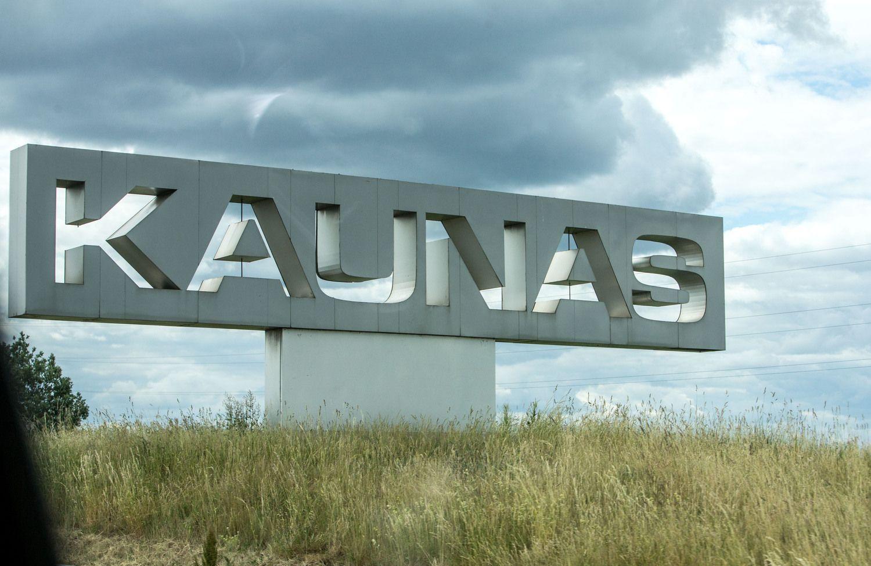 Kaune –dar vienos Suomijos gamyklos atidarymas