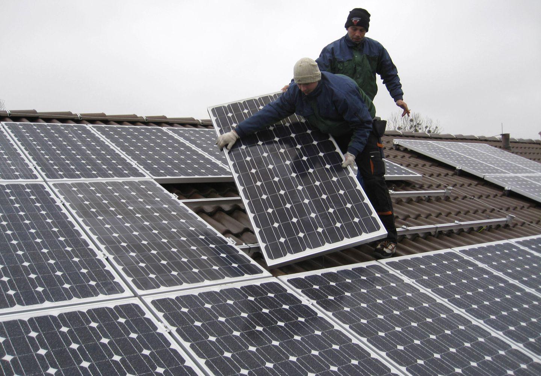Nauja saulės modulių gamintoja išnaudos lankstumą