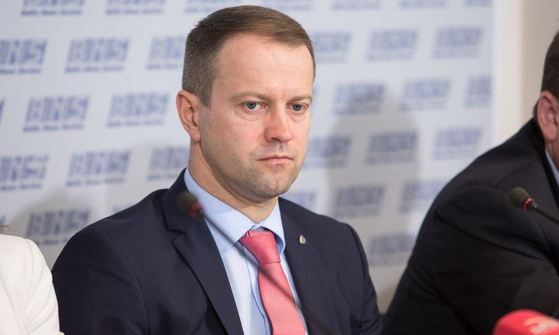 Dalius Misiūnas. Vladimiro Ivanovo (VŽ) nuotr.