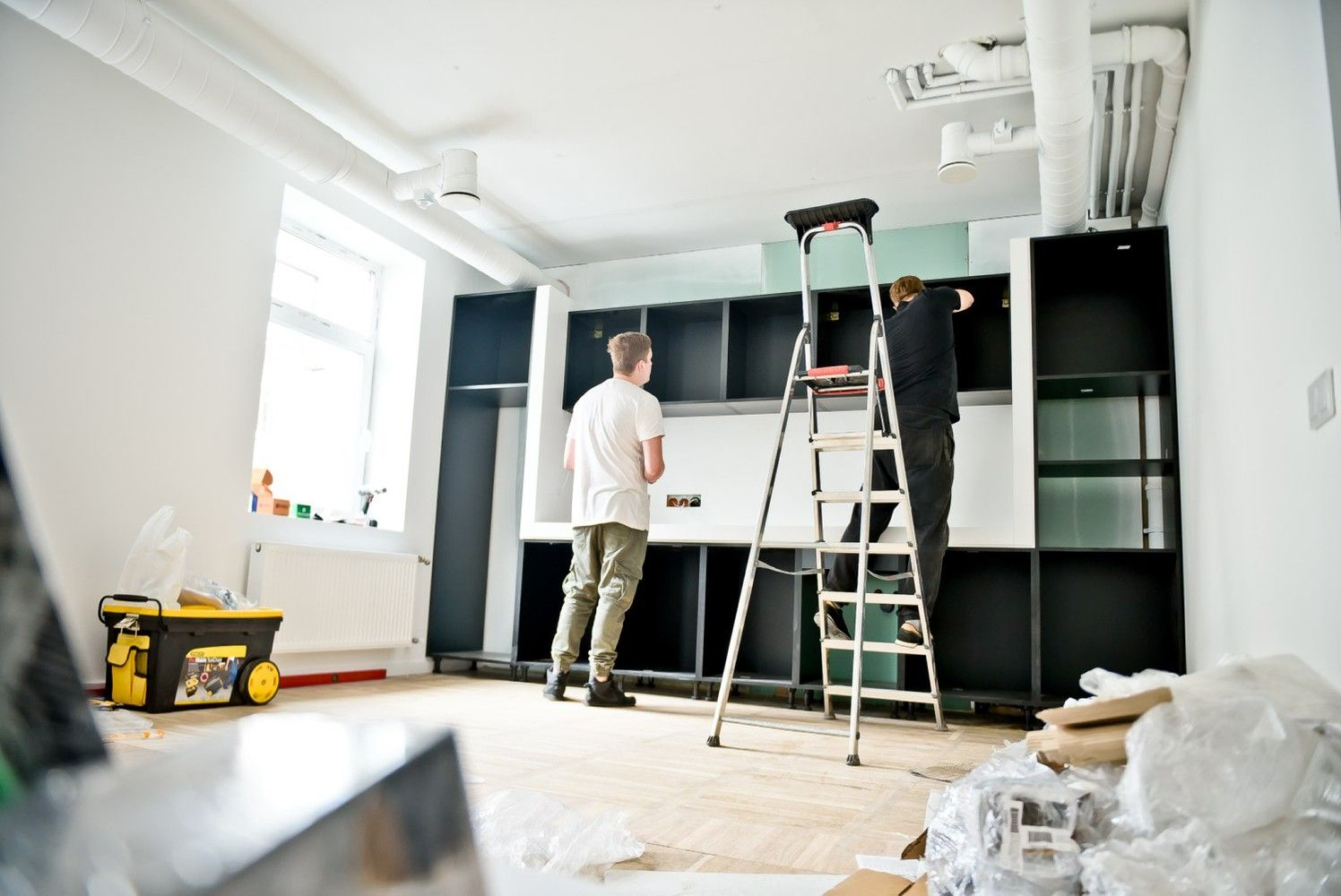 """Iš investicijų į mažų biurų projektą """"Happspace"""" tikisi 15% grąžos"""