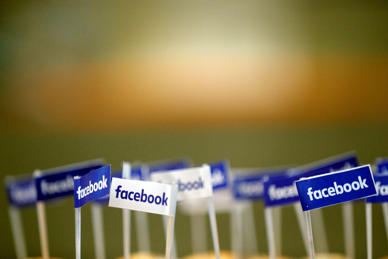 """""""Facebook"""" pagražina statistinius skaičius"""