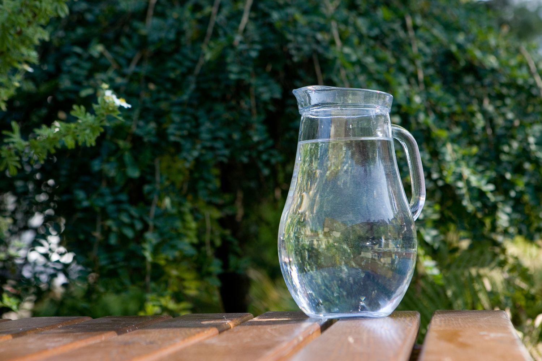 Vanduo iš čiaupo kavinėse: rinkodaros priemonė ar patiekalas už 3 Eur