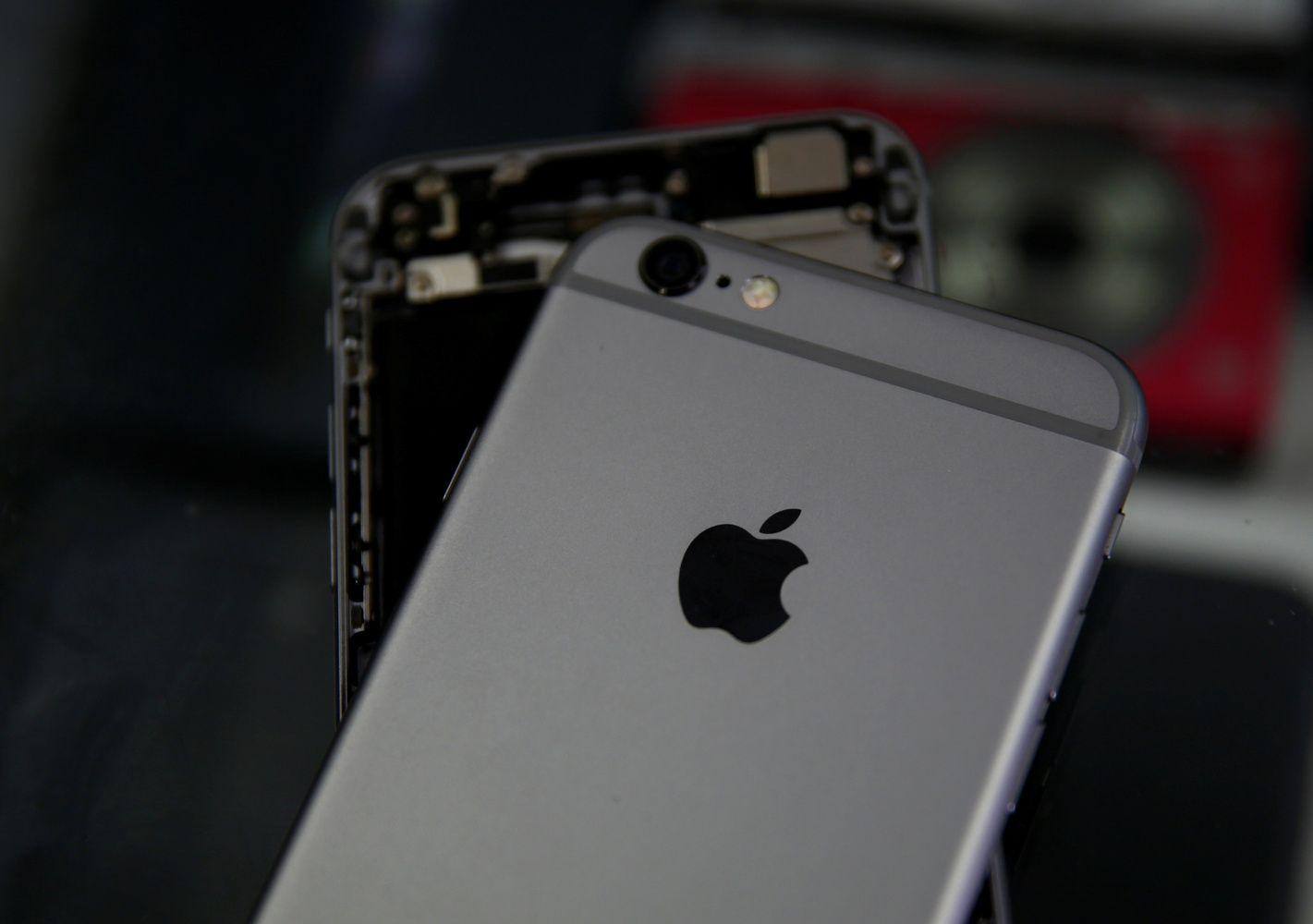 """""""Apple"""" turės """"iPhone"""", pažymėtą raide """"X"""""""