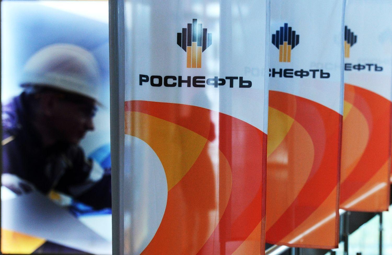 """14,16% """"Rosneft"""" akcijų pereina į kinų rankas"""