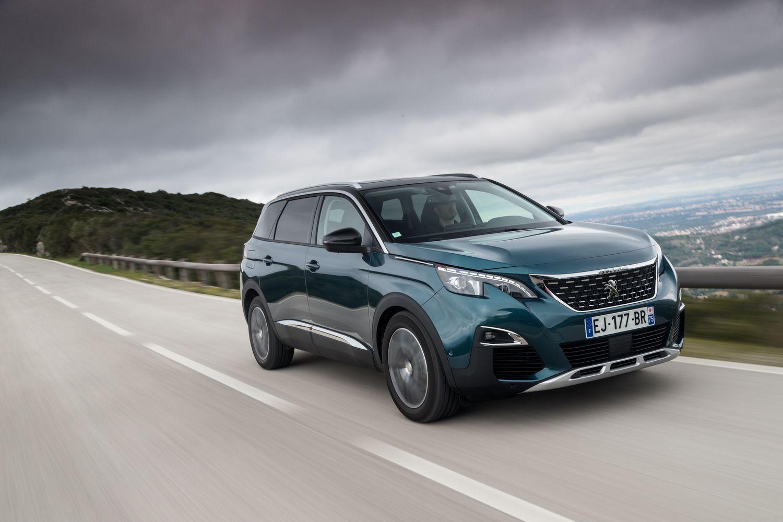 "VŽ bando ""Peugeot 5008"": vienatūriai mirė – metas visureigiams"