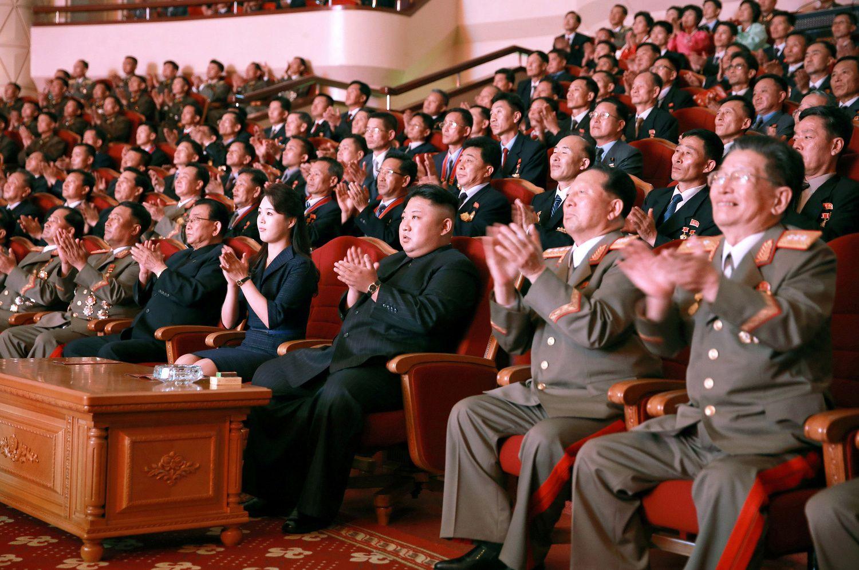 Šiaurės Korėja grasina Amerikai atsakyti istorijoje neregėtu smūgiu