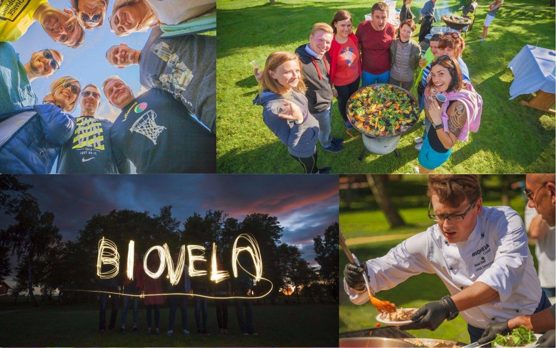 """""""Mūsų vasaros šventė"""": """"Biovela Group"""" nauji atradimai ir įkvėpimai"""
