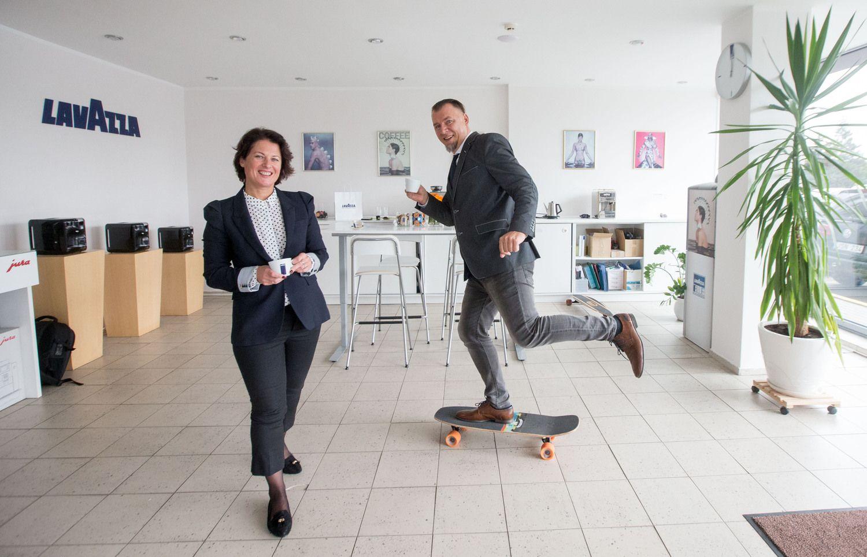Sėkmės istorija: kaip Lietuvos įmonė į itališką šeimą pateko