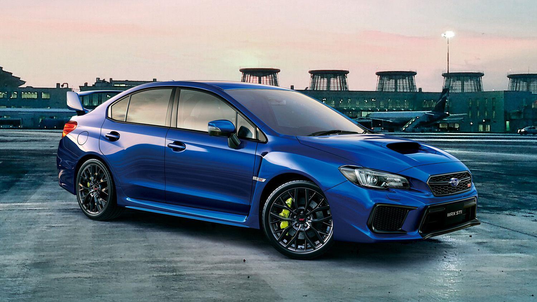 """""""Subaru"""" Europoje nebepardavinės WRX STI modelio"""