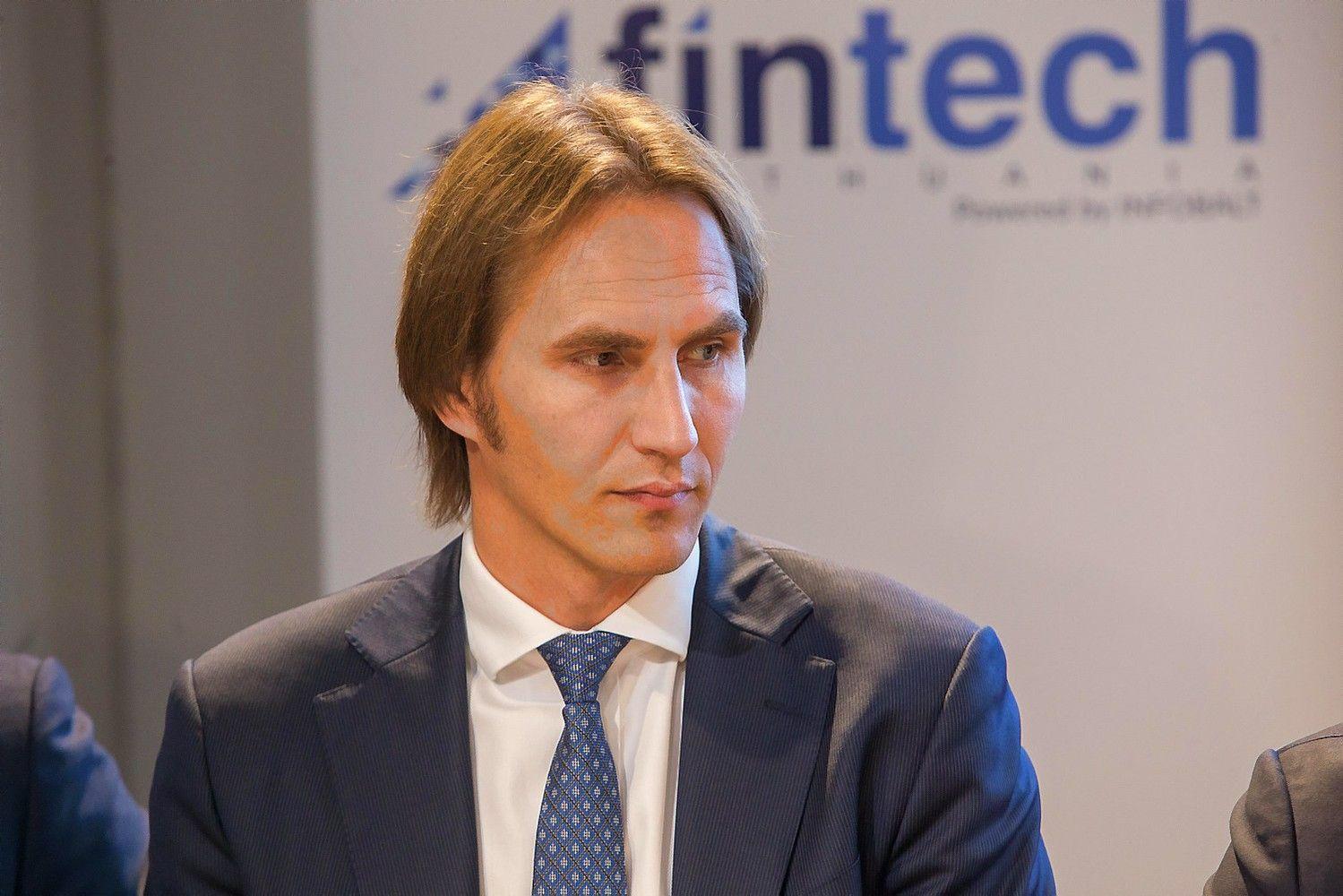 """Lietuvos bankas: įdirbis su """"fintech"""" duoda vaisių"""