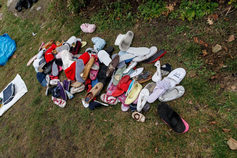 Rusija svarsto įvesti rinkliavą už įvežamus batus