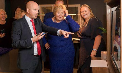 Norvegijos rinkimus nedidele persvara laimėjo dešinieji
