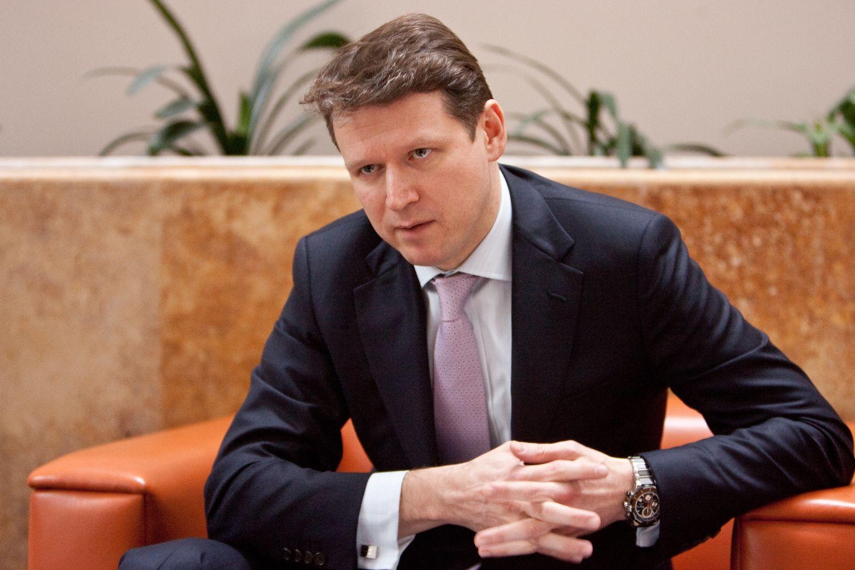 """""""Lietuvos energijos"""" Stebėtojų tarybai pirmininkaus Daubaras"""