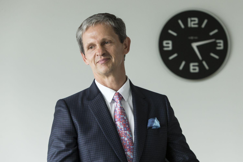 Nerijus Numavičius investavo į VU fondą