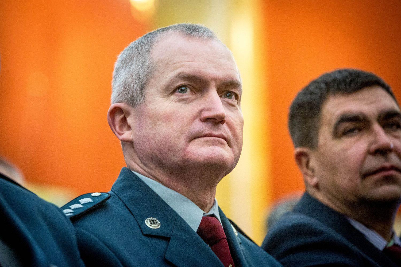 Naujuoju FNTT vadovu tapo Antonis Mikulskis