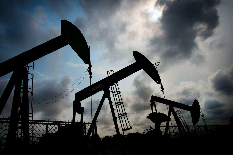 Pora naftai palankių veiksnių