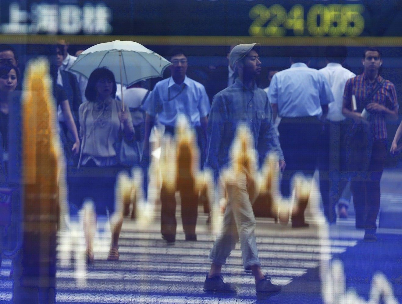 Stocks Rally Eases in Asia; Dollar Heads Lower: Markets Wrap