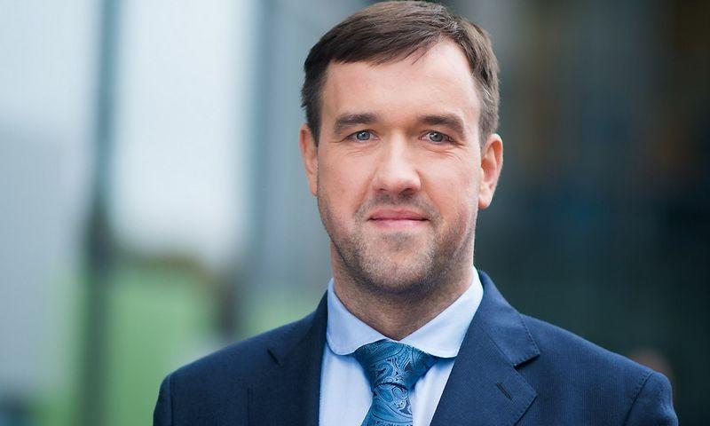 """dr. Vilius Mačiulaitis advokatų profesinės bendrijos  """"iLAW"""" partneris, advokatas"""