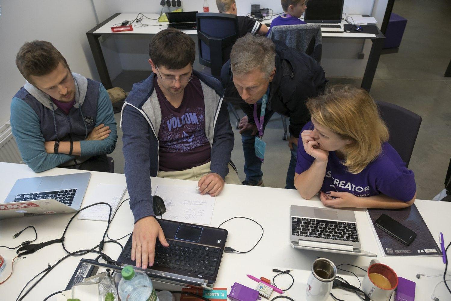 Lietuvos bendrovės rado įrankį, generuojantį idėjas