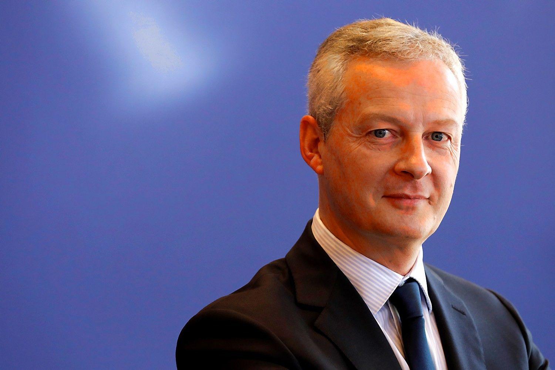 Prancūzijossiekis labiau apmokestinti technologijų milžines sulaukia paramos