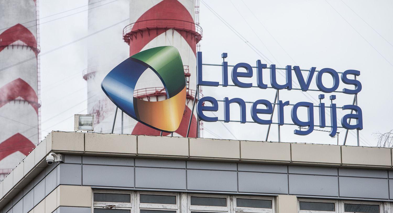 """Paskelbė, kaip bus formuojama """"Lietuvos energija"""""""