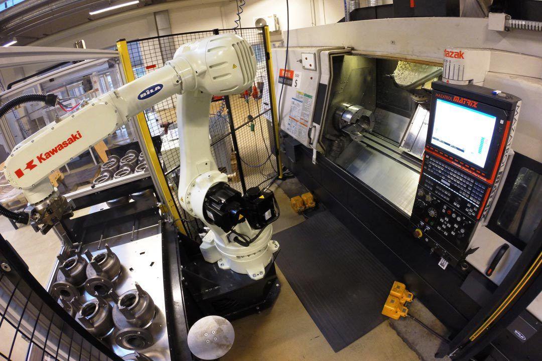 Danijos robotikos sprendimų įmonė ateina į Lietuvą