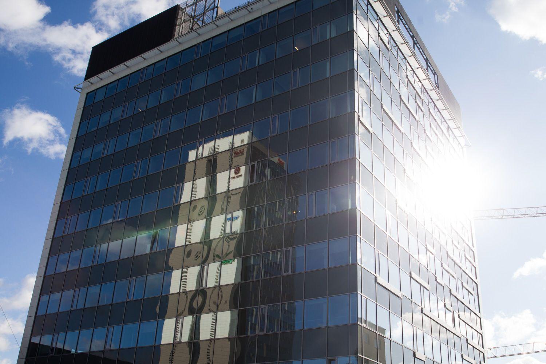 Vilniuje atidarytas dar vienas verslo centras